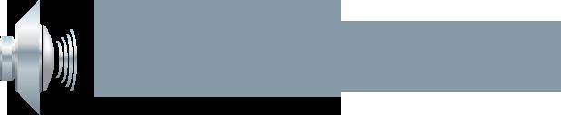 Speakers Unlimited, logo